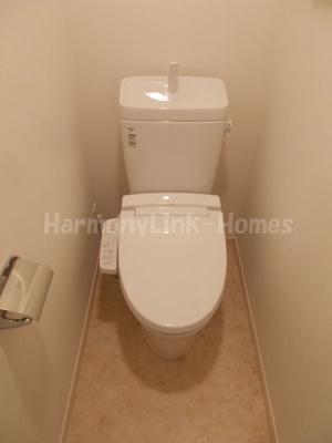 バーミープレイス大山のトイレ