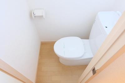 【トイレ】アネックスクレール