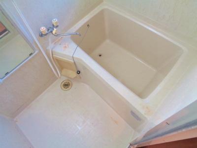 【浴室】アンソレイエB棟