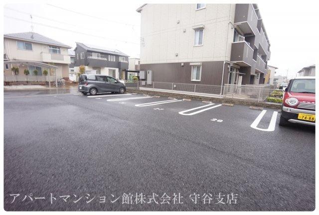 【駐車場】ベル・アジュールB