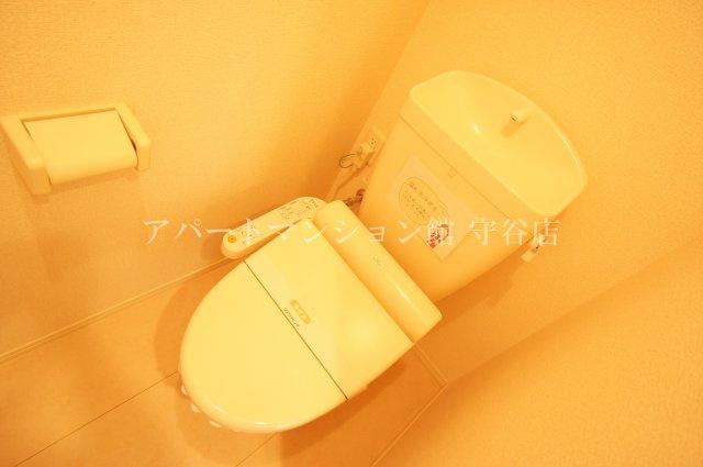 【トイレ】ベル・アジュールB