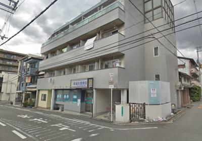 【外観】材木町西 1階店舗事務所