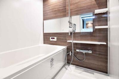【浴室】ベル・パークシティJ棟