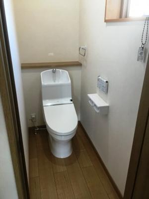 【トイレ】吉島売家
