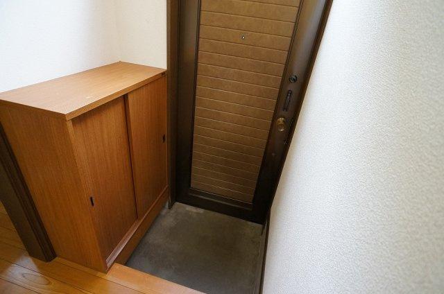 【玄関】メールハイツ東万代