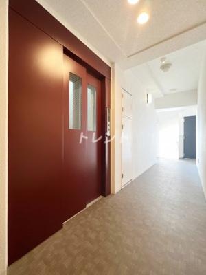 【その他共用部分】ルリオン牛込柳町