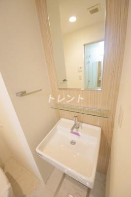 【トイレ】ルリオン牛込柳町