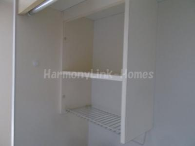 ESTRELLA亀有のキッチン上部収納(別部屋参考写真)
