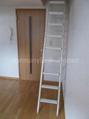 ESTRELLA亀有の梯子(別部屋参考写真)