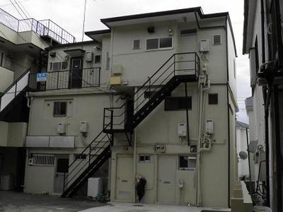 【外観】若杉アパート