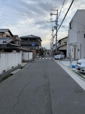 【前面道路含む現地写真】PLAISIR武庫之荘常吉