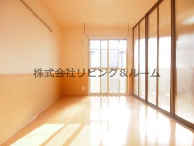 【洋室】サン・グリーン C棟
