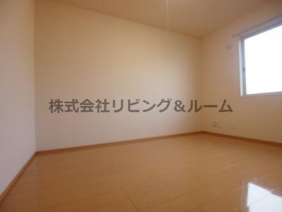【寝室】サン・グリーン C棟