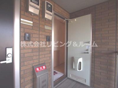 【玄関】サン・グリーン C棟