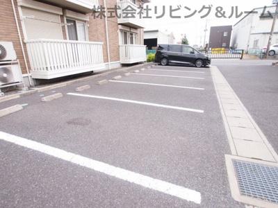 【駐車場】サン・グリーン C棟
