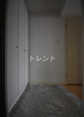 【玄関】セントラル銀座