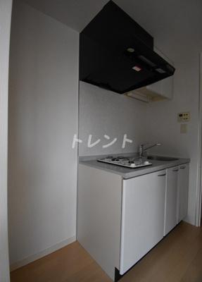 【キッチン】セントラル銀座