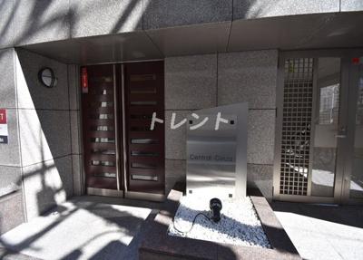 【エントランス】セントラル銀座