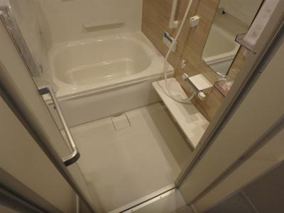 【浴室】グラウハウス