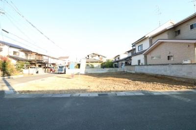 D-town長岡京市柴の里・角地・区画整う閑静な住宅地・小学校徒歩約分