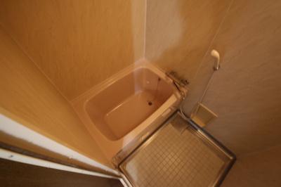 【浴室】睦ハイツ