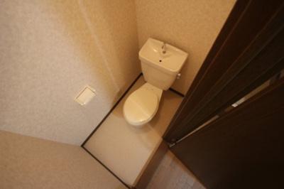 【トイレ】睦ハイツ