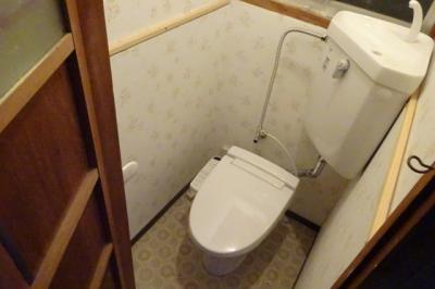 【トイレ】登荘