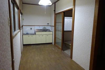 【居間・リビング】昇荘