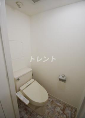 【トイレ】ルシマン月島