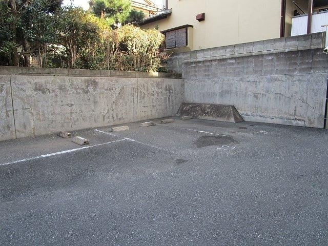 敷地内平置き駐車場確保!!