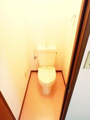 【トイレ】コーポ松本