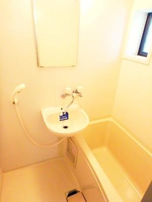 【浴室】コーポ松本