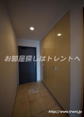 【玄関】ソアールタワー市ヶ谷の丘