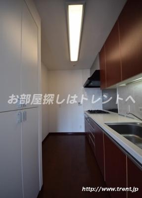 【キッチン】ソアールタワー市ヶ谷の丘