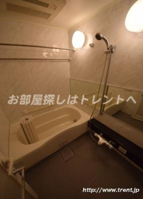 【浴室】ソアールタワー市ヶ谷の丘