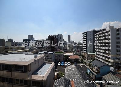 【展望】ソアールタワー市ヶ谷の丘