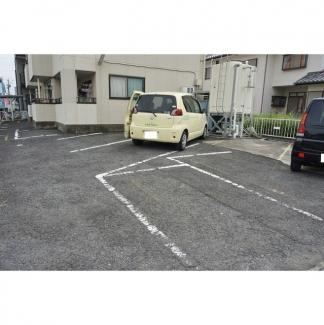 【駐車場】コーポ上土居