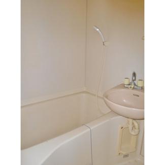 【浴室】コーポ上土居