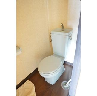 【トイレ】コーポ上土居