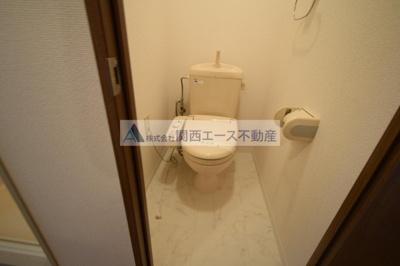 【トイレ】ラディアンス・アン