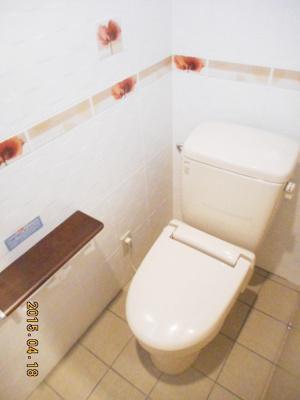 【トイレ】健美プラザビル