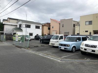 【外観】阪口モータープール