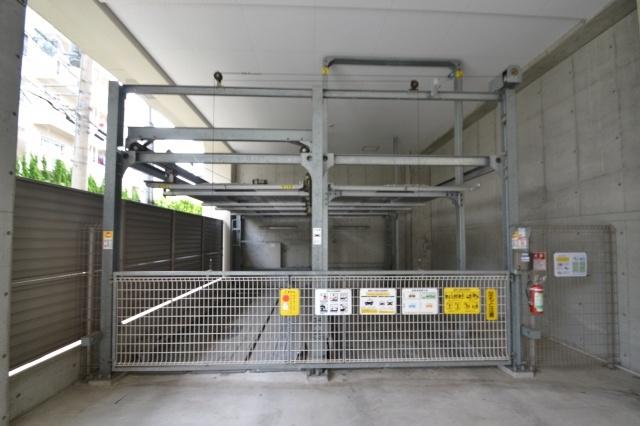 【駐車場】ベルヴィ六甲