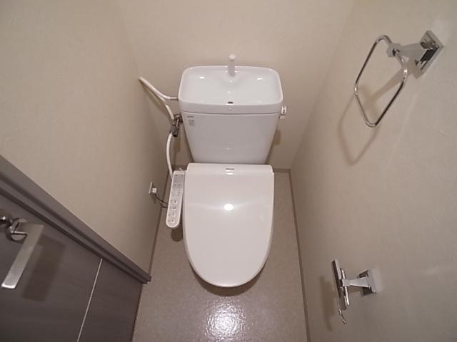 【トイレ】ベルヴィ六甲