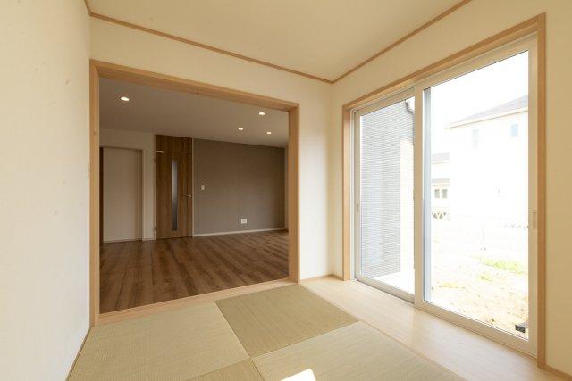 【和室】見川2丁目中古一戸建(見川JステージA区画)