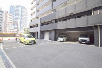 【駐車場】プレサンス梅田北ザ・ライブ