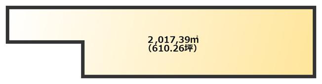 【土地図】大和高田市南今里町 土地