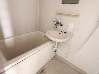 【浴室】マリンコーポワイケイ