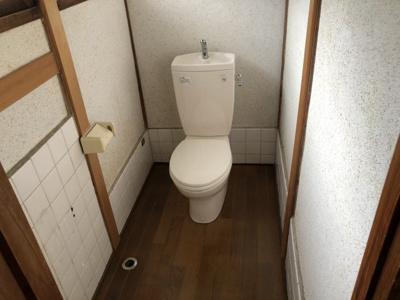 【トイレ】須賀町貸家 (株)Roots