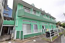 仙台市太白区八木山弥生町一棟アパートの画像